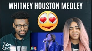 Baixar Katrina Velarde - Whitney Houston Medley| REACTION