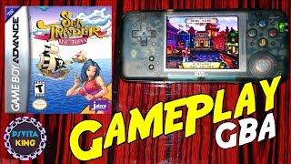 Sea Trader: Rise of Taipan GBA/Revo K101+/GameBoy Advance GamePlay [4K]