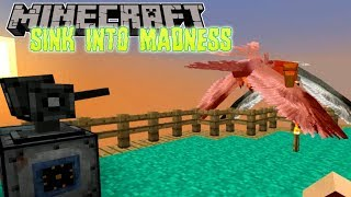 Minecraft | Sink into Madness | #14 UPPING THE DEFENSE