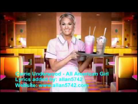 Carrie Underwood   All American Girl