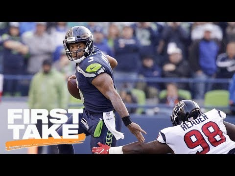 First Take reacts to Seahawks' win over Texans | First Take | ESPN