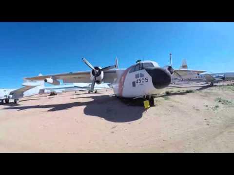 Pima Air & Space Museum, Part II