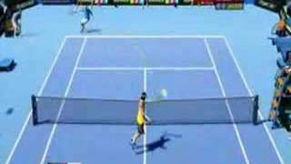 Virtua Tennis 3 xbox 360 (DEMO)