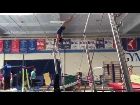 Piked Jaeger - Gymnastics
