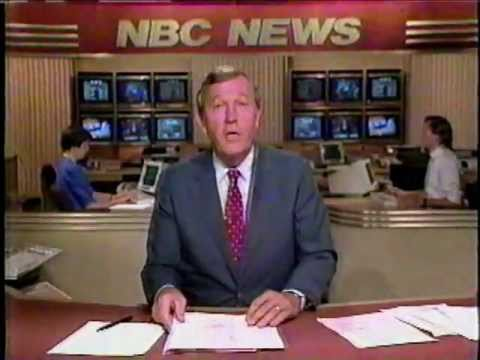 NBC Nightly News 8/15/86 Space Shuttle replacement