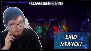 EXID(이엑스아이디) - 'ME&YOU' MV | Reaction