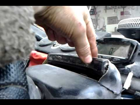 Honda cbr1000f reverse trike ebay ad