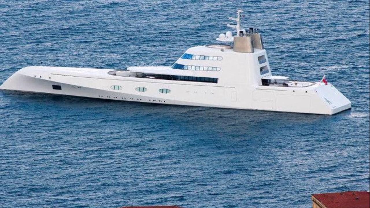 Luxus segelyachten hersteller  Die 5 teuersten Luxus Yachten - YouTube
