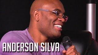 REALER SPORTS - In Depth - Anderson Silva