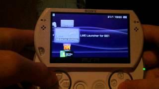 PSP: 6.61 Custom Firmware! 6.61 ME & 6.61 LME CFW!