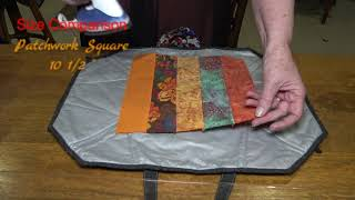 caddy pad by sister common thread