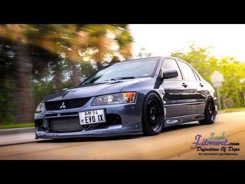 Stanced Car Wallpaper Hd Fresh Fitment Alex Godoy 2006 Mitsubishi Evolution Ix