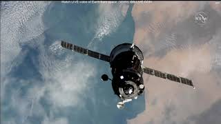Expedition 64/Soyuz MS-17 docking at the International Space Station