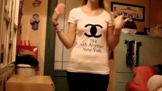 Moda e t shirt e outfit 02-02-2011