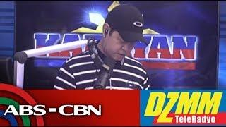 DZMM TeleRadyo: Palace: Upright citizens should not fear 'tambay' crackdown