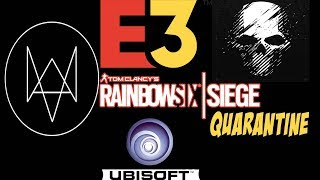 Ubisoft E3 Press Conference In About 4 Minutes - E3 Highlights