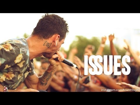 ISSUES - KING OF AMARILLO (Live Warped Tour 2013)