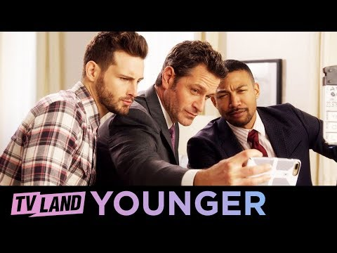 The Men of Younger Make Mundane Phrases Sexy | Younger (Season 5) | Paramount Network