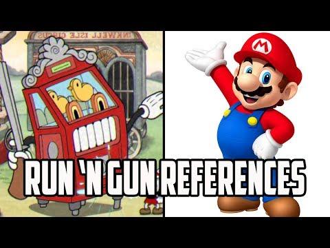 Cuphead: Run 'n Gun Levels References & Easter Eggs