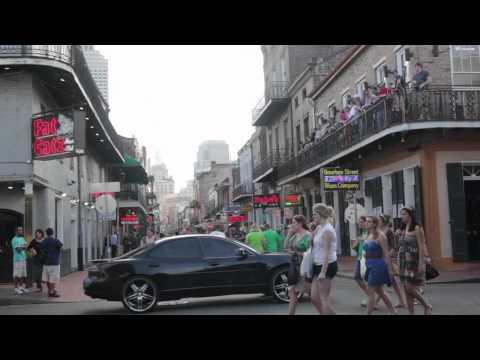 Black Folk Don't: New Orleans Special