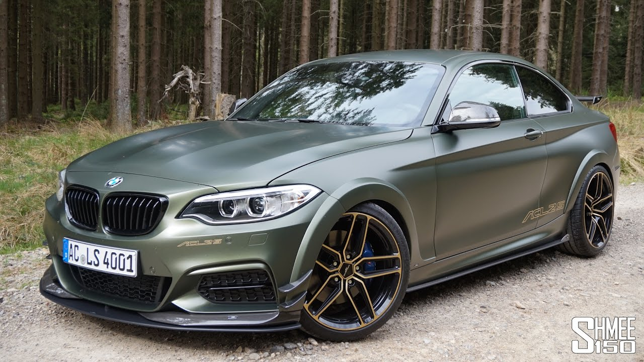 Military Grade M2 Killer Ac Schnitzer Acl2s Youtube