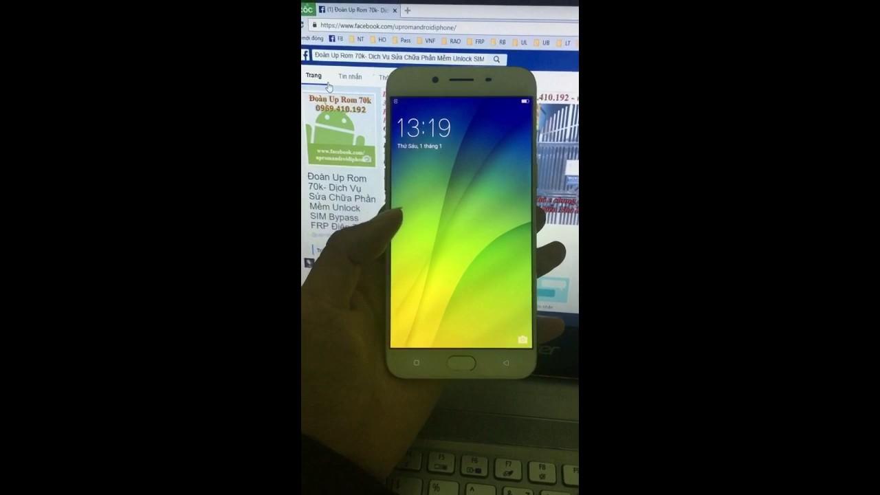 Điện thoại/Tablet - Unlock SIM mở mạng cho Oppo F3 Lite A57 R9s Plus