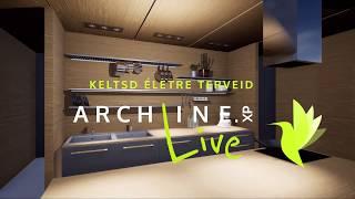 Bemutatjuk az ARCHLine.XP LIVE-ot!