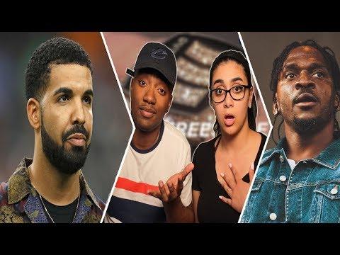 Drake - Duppy Freestyle (Pusha T & Kanye West Diss) REACTION 😱🔥   WHO'S BETTER 🤔 Infrared Daytona