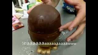 大きいチョコボールを作ってみ・・・・・・・るはずだった。 thumbnail