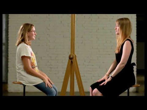 """""""Miroirs"""", la web-série : Clémentine Beauvais"""