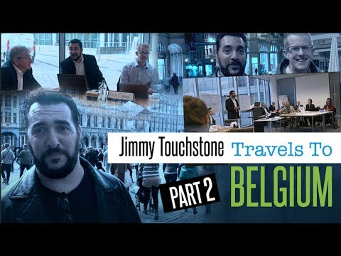 Jimmy In Belgium Part 2 - European Partner Event 2017
