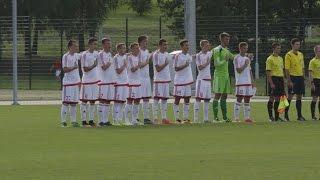 Козел про футбол: Беларусь U-19 — Армения U-19, 09.08.2016