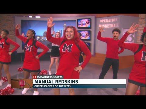 Cheerleaders of the Week: Manual High School
