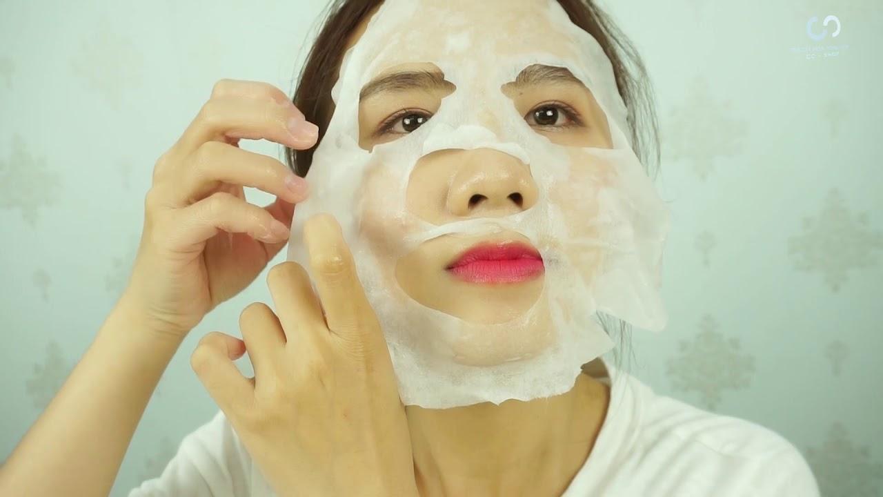 Trải nghiệm sử dụng mặt nạ Banobagi –  Bách hoá cc shop