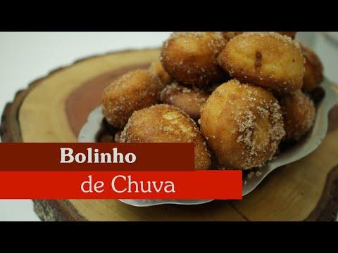 BOLINHO DE CHUVA  - O melhor que você já comeu