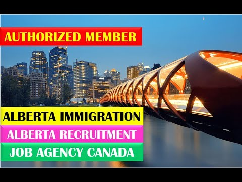 BEST RECRUITMENT AGENCY AND IMMIGRATION CONSULTANT IN ALBERTA