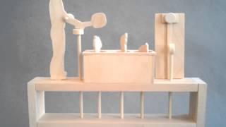 Sarah Pina Wooden Toy