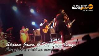 "Sharon Jones & The Dap-Kings ""She ain"