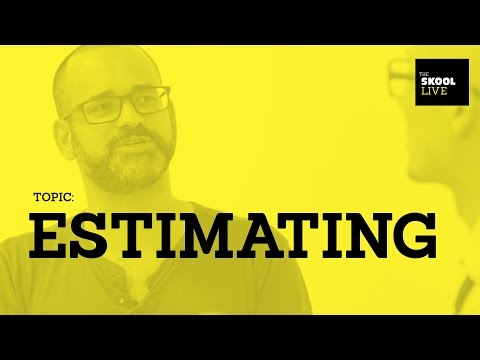 How to Estimate and Bid Projects - Talking About Money