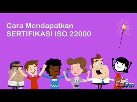 ISO 22000 (Sistem Lingkungan Industri) - FTUP