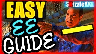 "ULTIMATE ""MOB OF THE DEAD"" EASTER EGG SOLO GUIDE, All Parts Locations, Pop Goes The Weasel Tutorial"