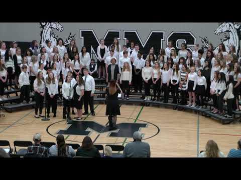 2019 Winter Concert   Marlowe Middle School