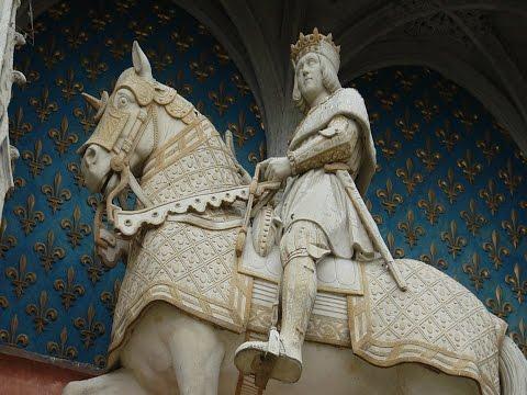 Blois Chateau, Loire, France travel video