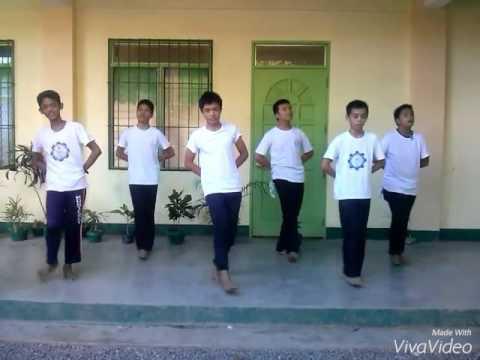 THE 10 BASIC STEPS IN FOLK DANCINGGroup 4CATTLEYATCNHS