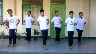 THE 10 BASIC STEPS IN FOLK DANCING-Group 4(CATTLEYA)TCNHS