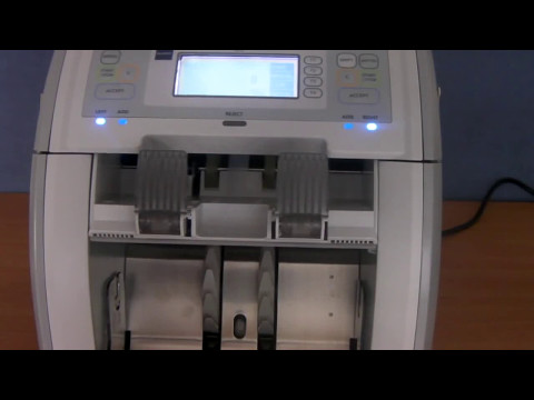 Glory GFS-100 Bank Note Counter and Bank Note Sorter