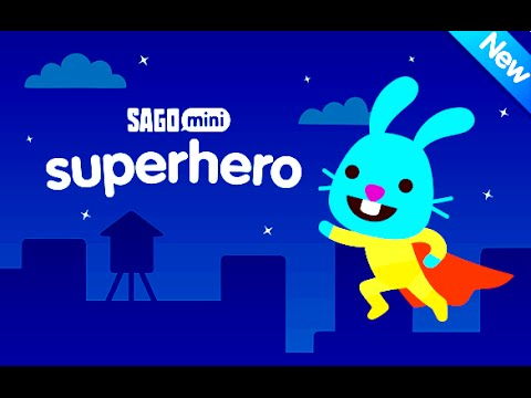 sago мини супергерой apk