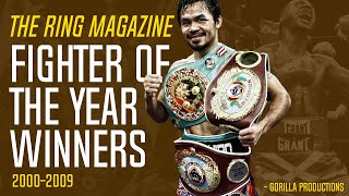 The Ring Magazine: Fighter Of …