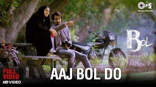 Kaho Aaj Bol Do Bol | Atif Aslam & Mahira Khan | Atif Aslam & Humaima Malick | Atif Aslam Hits
