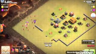Clash of Clans(ClanWars)